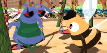 Buzzby Bee Video Animation